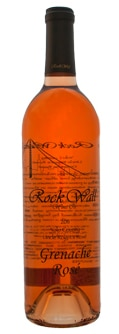 Rock Wall 2011 Uncle Roget's Rose, one of our Top 10 Barbecue Wines 2012
