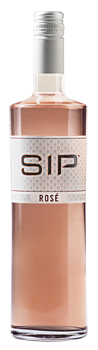 SIP 2015 Rosé is a light and dry rosé with notes of fruit