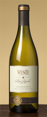 Wente Vineyard 2012 Riva Ranch Chardonnay comes from the first winery to produce Chardonnay in California