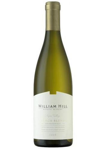 William Hill 2009 Napa Valley Chardonnay, on our list of the Top 10 Barbecue Wines