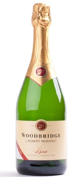 Woodbridge by Robert Mondavi Brut, one of our Top 10 Barbecue Wines 2012