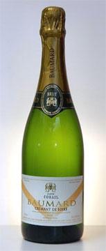 Baumard Cremant de Loire Carte Corail sparkling rose wine