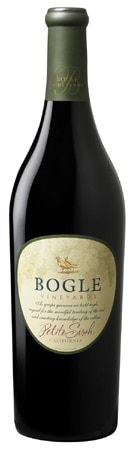 Bogle Vineyards 2009 Petite Sirah, one of our Top 10 Brunch Wines 2012