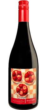 Made from 100 percent Pinot Noir, Cherry Tart by Cherry Pie has flavors of plum, cranberry and strawberry