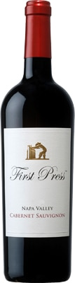 First Press 2011 Cabernet Sauvignon offers the same flavors and textures found in bottles two or three times the price