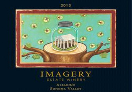 Sonoma's Imagery Estate Winery specializes in growing the popular Spanish varietal Albarino