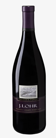 J. Lohr Estates 2010 Falcon's Perch Pinot Noir, one of our Top 10 Brunch Wines 2012