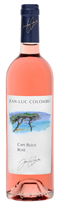 Jean-Luc Colombo 2015 Cape Bleue Rosé is created by the celebrated winemaking wizard of the Rhône