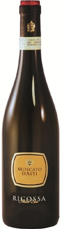 Ricossa 2010 Moscato d'Asti DOCG, one of our Top 10 Brunch Wines 2012