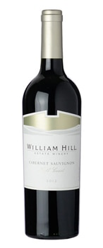 William Hill Estate Winery 2014 North Coast Cabernet Sauvignon features a rich palate of dark fruit flavors