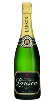 Champagne Lanson Brut Black Label, one of our Top 10 Budget Champagnes, offers a fruity and floral bouquet with hints of toast