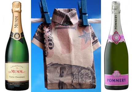 The best Champagnes under 30 dollars on GAYOT's list of the Top 10 Affordable Champagnes