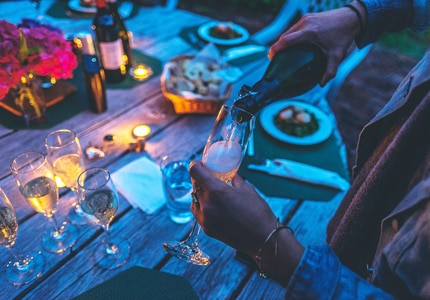 GAYOT's Best Dinner Party Wines are perfect for a lively evening