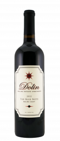 Dolin Malibu Estate Vineyards 2012 The Blue Note has pepper, plum and just a hint of oak