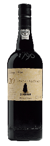 Sandeman 20 Year Old Tawny Port can be served chilled as an aperitif