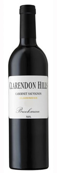 Clarendon Hills 2007 Brookman Cabernet Sauvignon, one of our Top 10 Father's Day Wines 2012