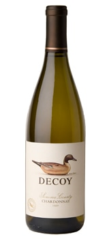 Decoy 2010 Sonoma County Chardonnay, one of our Top 10 Father's Day Wines 2012