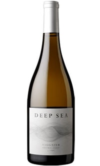 A bottle of Conway Family Wines 2009 Deep Sea Viognier