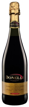 Donelli Lambrusco Grasparossa di Castelvetro Amabile DOC, one of our Top 10 Father's Day Wines 2012
