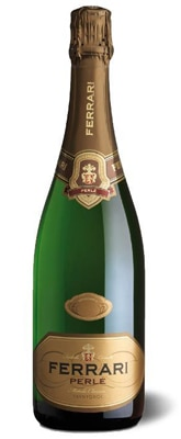 Ferrari 2006 Perle hails from the picturesque hillside vineyards of northern Italy