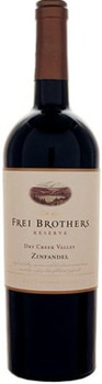Frei Brothers Reserve 2010 Dry Creek Valley Zinfandel, one of our Top 10 Father's Day Wines 2012