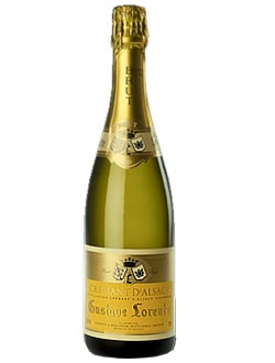 Gustave Lorentz Cremant d'Alsace Brut, one of our Top 10 Father's Day Wines