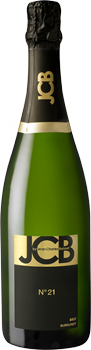 JCB by Jean-Charles Boisset No. 21 has flavors of green apple and stone fruit