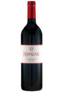Kamiak 2007 Rock Lake Red, one of our Top 10 Father's Day Wines
