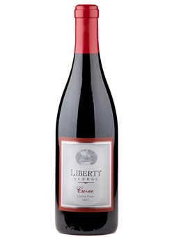 Liberty School 2007 Cuvee, one of our Top 10 Father's Day Wines