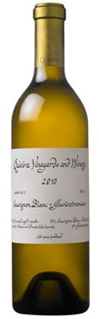 Quivira 2010 Sauvignon Blanc-Gewurztraminer, one of our Top 10 Father's Day Wines 2012