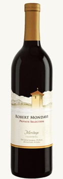 Robert Mondavi Private Selection 2010 Meritage, one of our Top 10 Father's Day Wines 2012