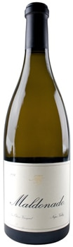 The expressive and multi-dimensional Maldonado 2012 Los Olivos Chardonnay makes a great holiday companion