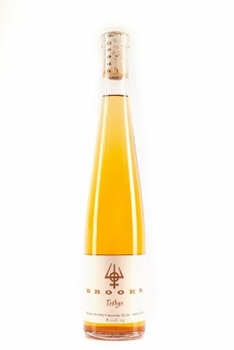 Drink like a Titan Goddess with Brooks' 2014 Tethys Riesling, one of GAYOT's Top 10 Holiday Wines