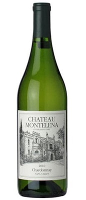 Chateau Montelena 2010 Napa Valley Chardonnay is the result of a cooler, later-than-normal harvest