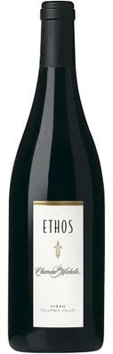 Chateau Ste Michelle 2009 Ethos Syrah was pruduced Eastern Washington's Columbia Valley