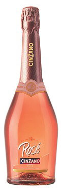 Cinzano Sparkling Rosé is one of our Top 10 Holiday Wines