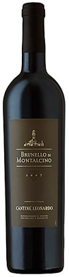 Da Vinci 2007 Brunello di Montalcino is made according to Italy's strict DOC regulations