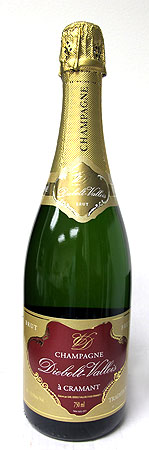 The Diebolt-Vallois N.V. Brut Cuvée Tradition is one of our Top 10 Holiday Wines