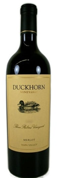 The Duckhorn Vineyards 2011 Merlot is a welcome addition to any holiday table