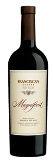 Franciscan Estate 2008 Magnificat is a meritage from Napa Valley