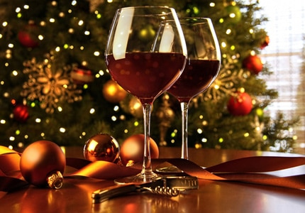 From rich reds to Champagnes and dessert wines, find the perfect bottle to accompany your holiday feast or to give as a gift on GAYOT's Top 10 Holiday Wines list