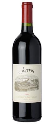 Jordan 2012 Cabernet Sauvignon has warm cedar notes
