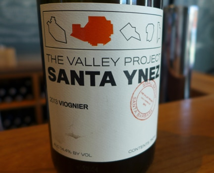 The Valley Project 2013 Viognier is lush and full-bodied