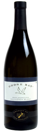 Goose Bay Sauvignon Blanc from New Zealand is one of our Top 10 Kosher Wines
