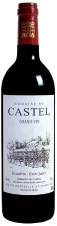 The Domain du Castel Grand Vin 2011 is one of Israel's finest wines