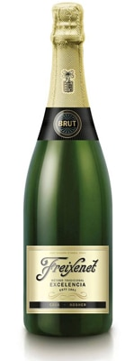 Freixenet Excelencia Kosher Brut is the winery's newest and only kosher offering