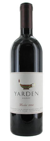 he Yarden 2008 Merlot is a world famous kosher wine hailing from the Golan Heights region of Israel