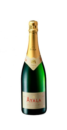 Ayala Millesime 1999, one of our Top Mid-Range Champagnes
