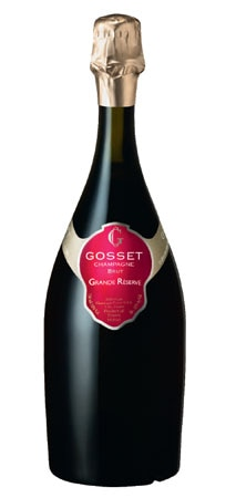Gosset Grande Reserve, one of our Top Mid-Range Champagnes