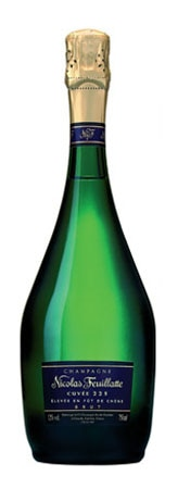 Nicolas Feuillatte Cuvee 225 Millesime 2003, one of our Top Mid-Range Champagnes